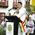 Se posesionó el Dr. Antonio Quinto Guerra como alcalde mayor de Cartagena