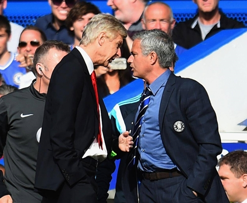 Wenger Speaks on Mourinho 'Parking the Bus' as Arsenal Set to Clash with United on Saturday