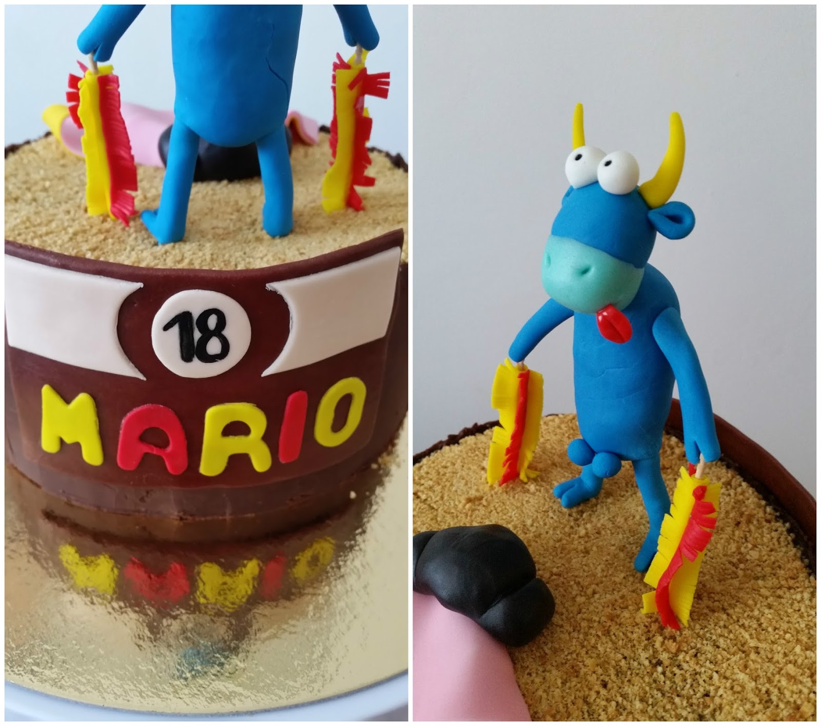 Julias Bakery Happy Birthday Mario