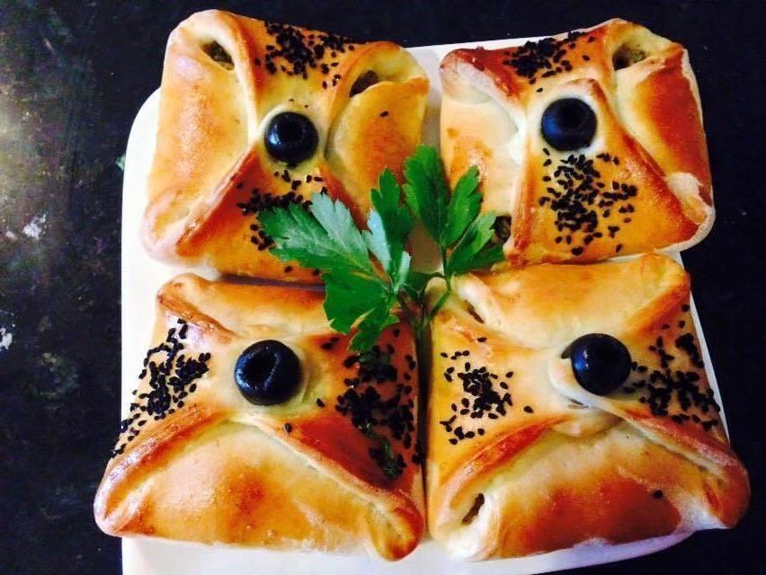 Recette des chaussons au thon par samiratv recette - Recette de cuisine algerienne traditionnelle ...