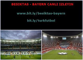 Beşiktaş - Bayern Münih İzle