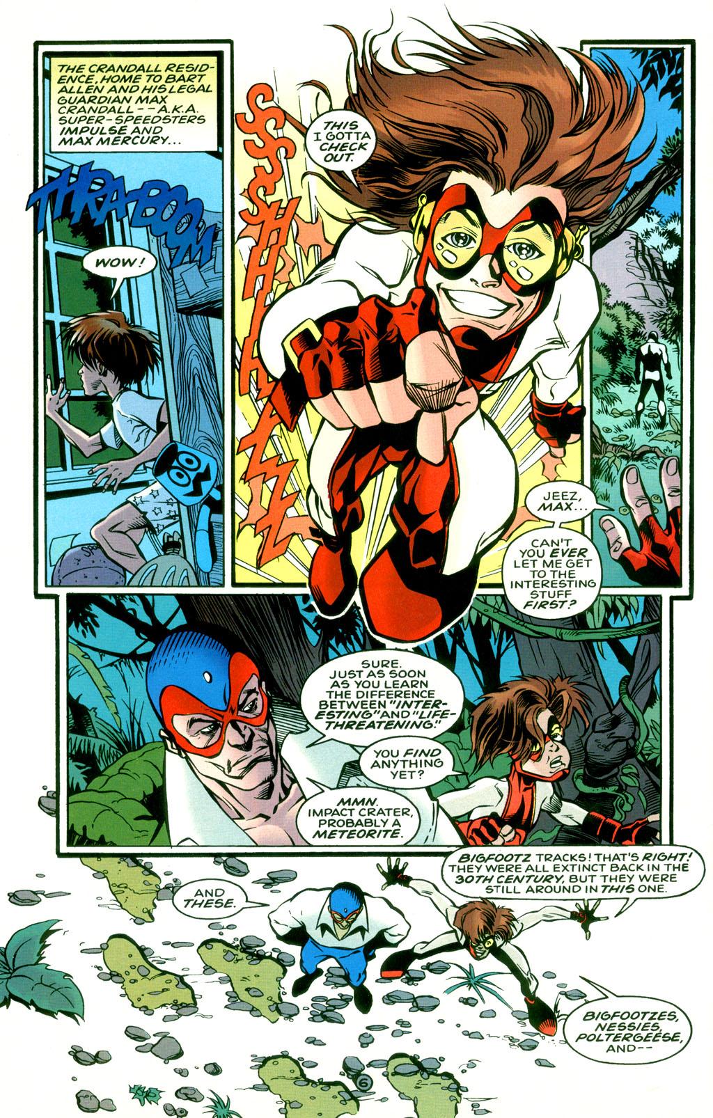 Read online Impulse Plus comic -  Issue # Full - 6