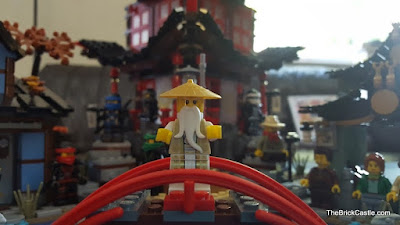 LEGO Ninjago Temple Of Airjitzu set 70751 Review
