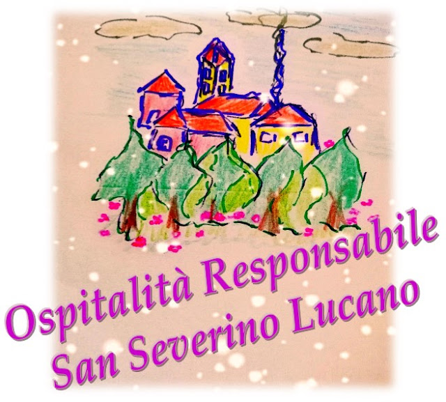 San Severino Lucano Parco Nazionale del Pollino
