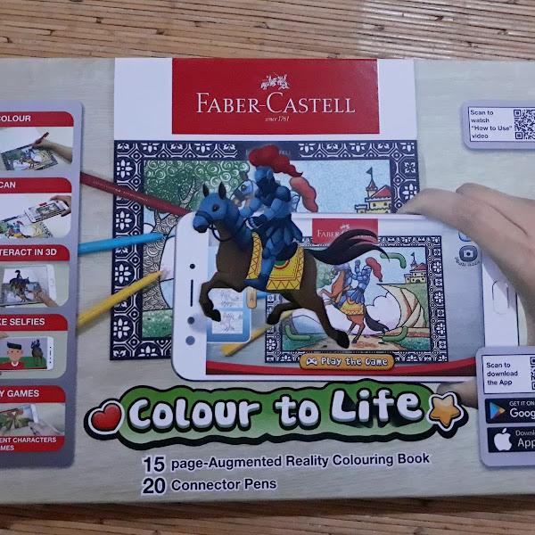 Program 1821 Makin Menarik dengan Colour to Life dari Faber-Castell