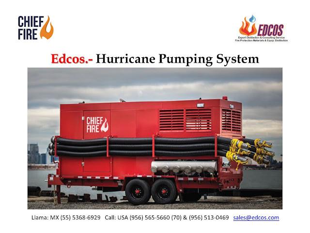 Edcos Hurricane Pumping System