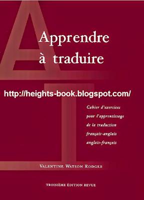 Télécharger Livre Gratuit Apprendre a Traduire cahier d'exercices pdf