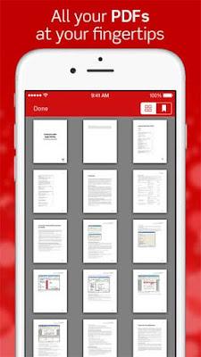 تطبيق  لقراءة وتحويل ملفات الأوفيس إلى ملفات PDF للآيفون والآيباد