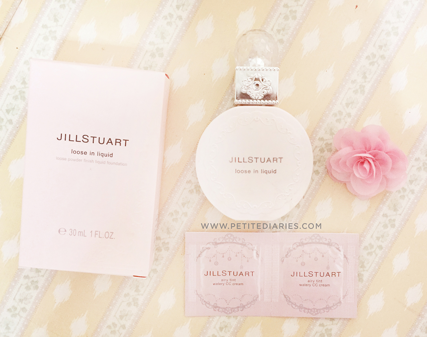 jill stuart loose in liquid review