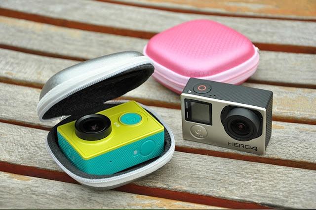 Perbandingan  Action Cam Antara Xiaomi Yi vs GoPro Lebih Yang Baik Mana