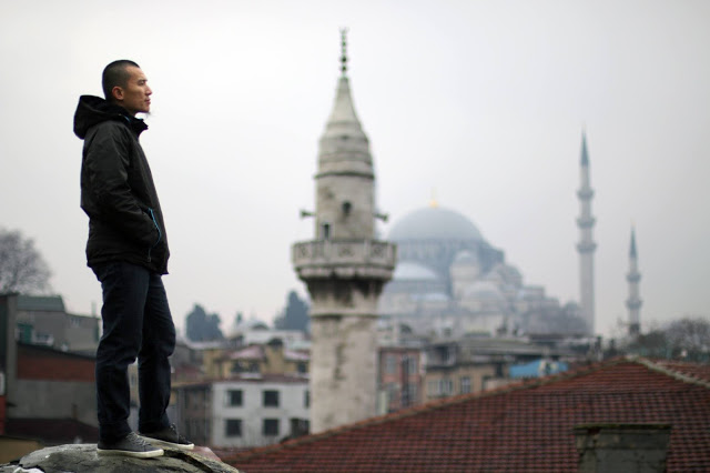 Felix Siauw : Jangan ragukan cinta kami pada negeri, kami mencintainya seperti Rasulullah mencintai tempat lahirnya Makkah