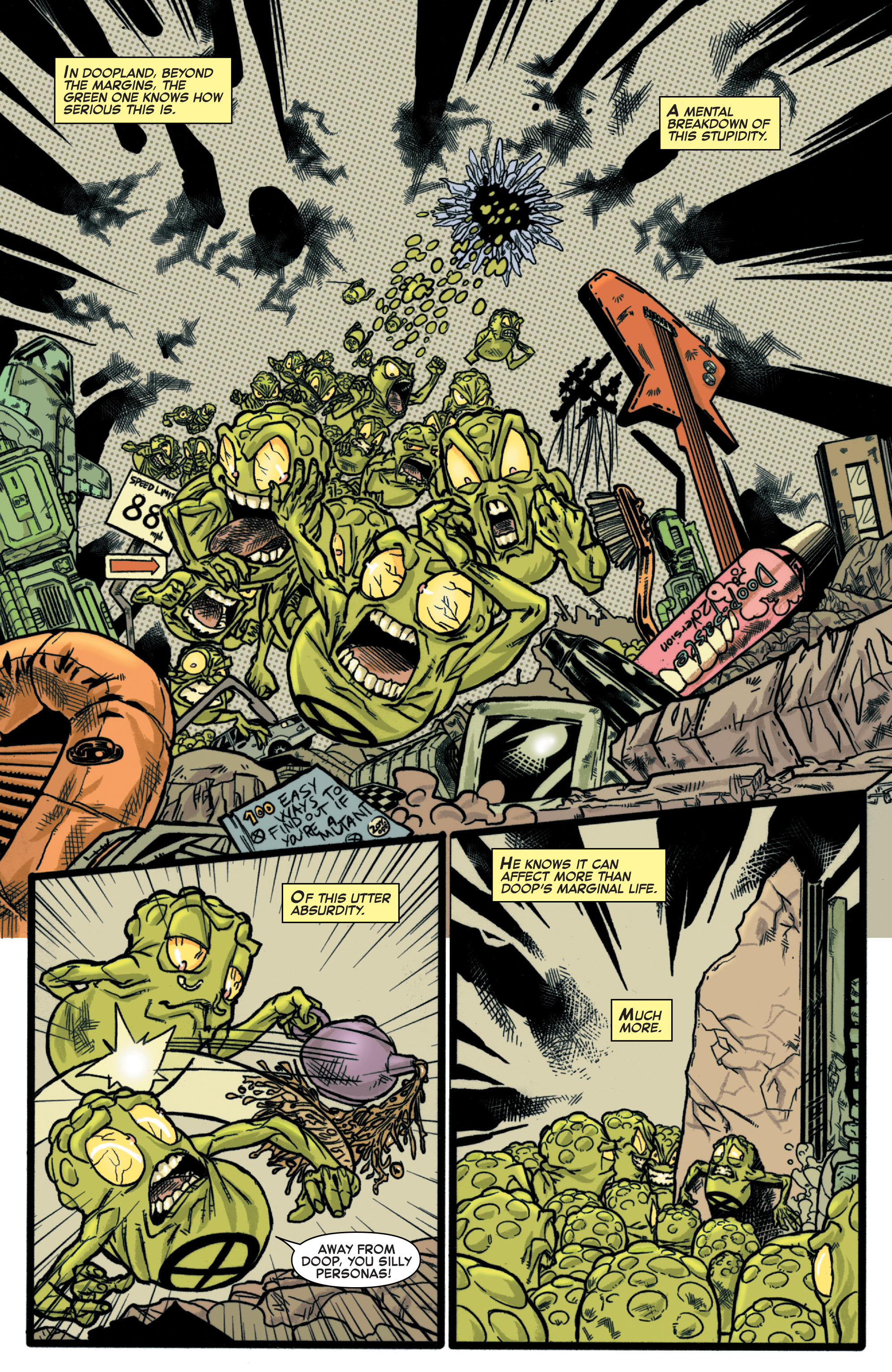 Read online All-New Doop comic -  Issue #5 - 6