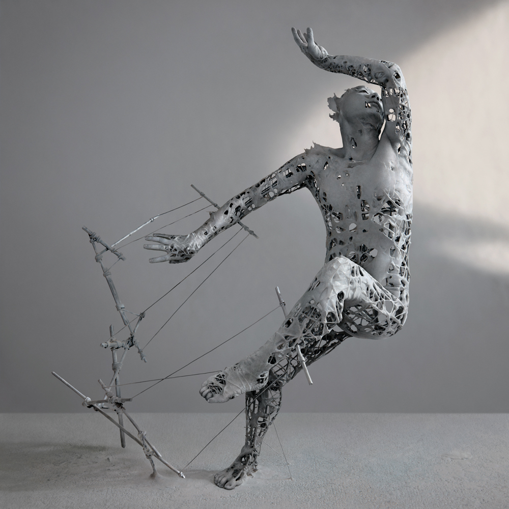 09-Yuichi-Ikehata-Kakuunohito-Surreal-and-Realistic-Physical-Fragment-Sculptures-www-designstack-co