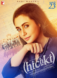 Hichki First Look Poster