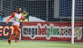 """LIVE: ΑΕΛ 0-3 ΑΠΟΕΛ, #27, 5η αγωνιστική - Β' φάση «Υπερασπίστηκε... την """"'έδρα"""" του»"""
