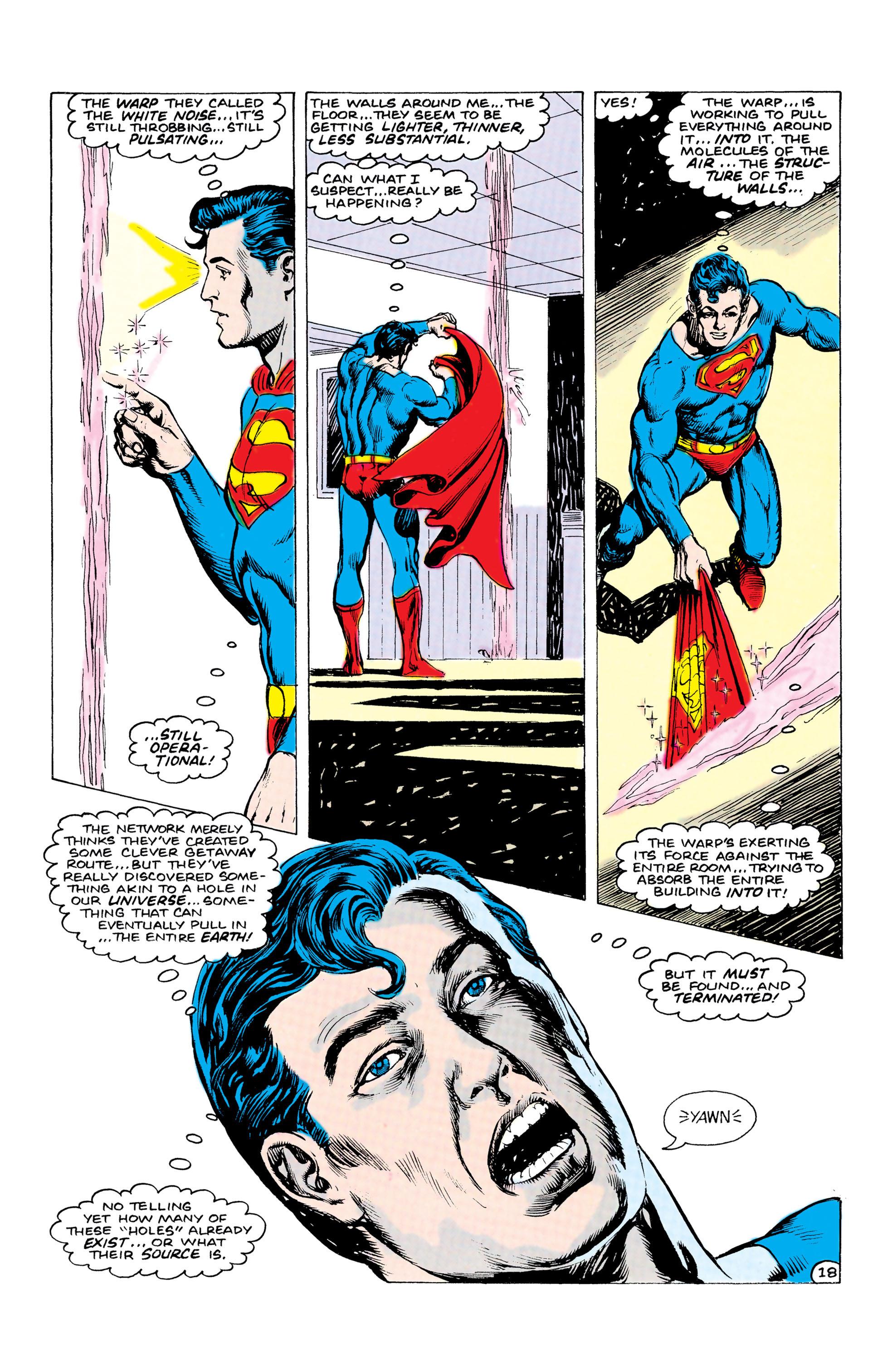 Read online World's Finest Comics comic -  Issue #312 - 19