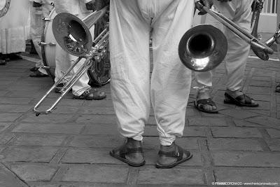Músico en Guelaguetza Oaxaca