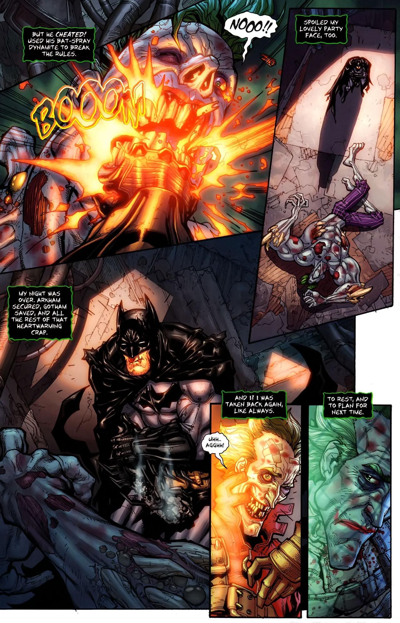 Read online Wonder Woman (2006) comic -  Issue #610 - 26