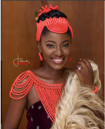 Photos: Yvonne Jegede gets married to her man, Kunle