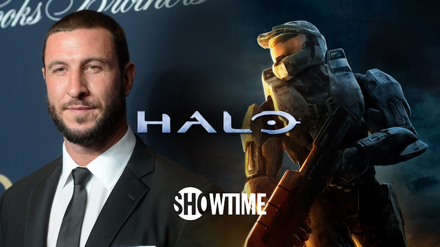 halo tv series pablo schreiber master chief showtime