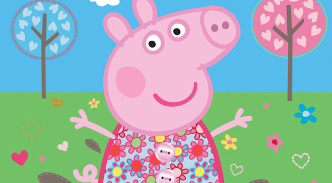 peppa pig wallpapers free download