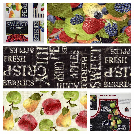 Sweeten Your Textile Stash with From the Market! | Beverly's
