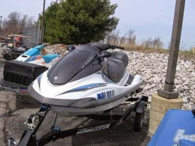 Yamaha wave runner FX140: 2015