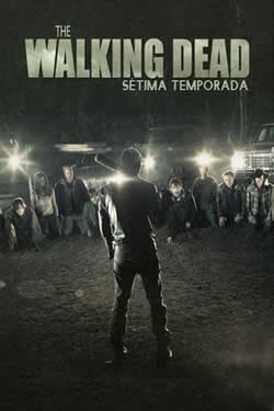 Capa Sétima Temporada de The Walking Dead