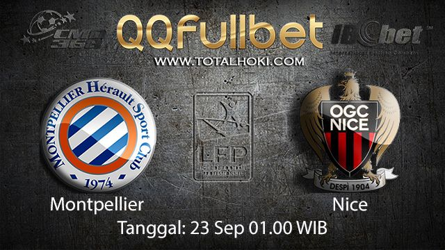 Prediksi Bola Jitu Montpellier vs Nice 23 September 2018 ( French Ligue 1 )