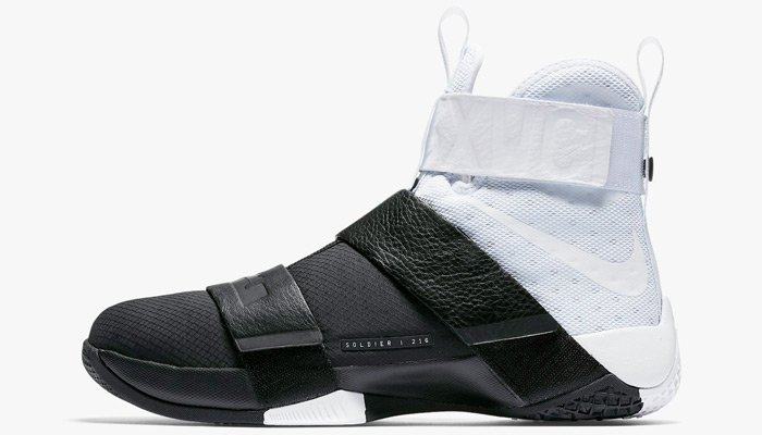 pretty nice 63dcf ef8c8 Nike Lebron Soldier 10 Pinnacle. 9 56 00 PM Analykix 0 Comments. Leather  made its way ...