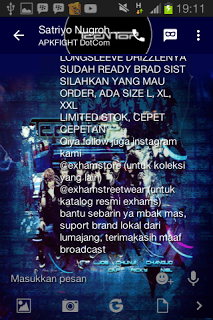 BBM Mod Tema Teen Top v2.13.1.14 Apk Terbaru