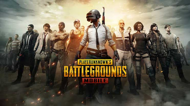 Game battle royale yaitu salah satu genre game Download PUBG Mobile APK - PlayerUnknowns Battlegrounds