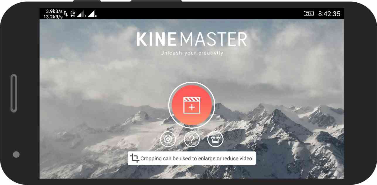 Kinemaster Premium! The best video editor for Android