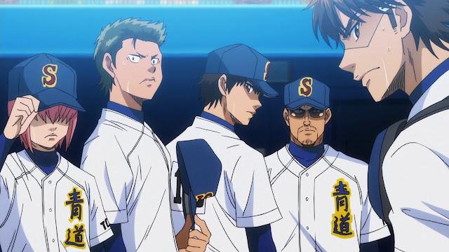 Download Anime Diamond no Ace S2 Subtitle Indonesia