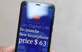 Jio-smartphone