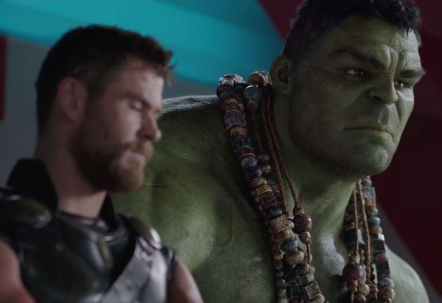 Thor: Ragnarok | Deus do Trovão e Hulk estampam novas capas da Empire