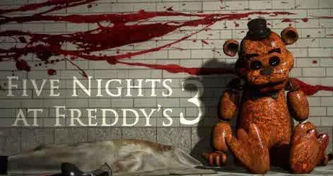 Five Nights at Freddys 3 v1.03 Apk Download