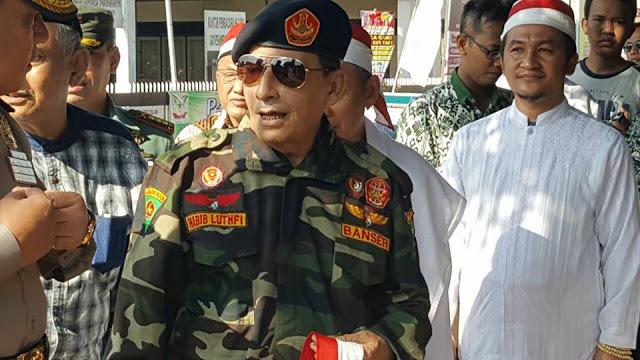 Pembelaan Habib Luthfi bin Yahya ketika Banser Disudutkan
