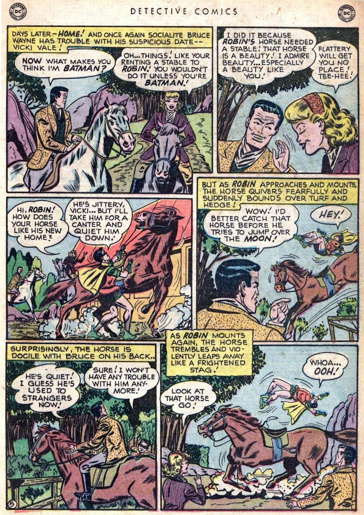 Detective Comics (1937) 157 Page 6