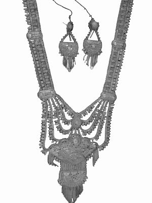 Traditional Indian Silver Jewellery