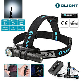 Olight H2R Nova LED Headlamp - Product Link