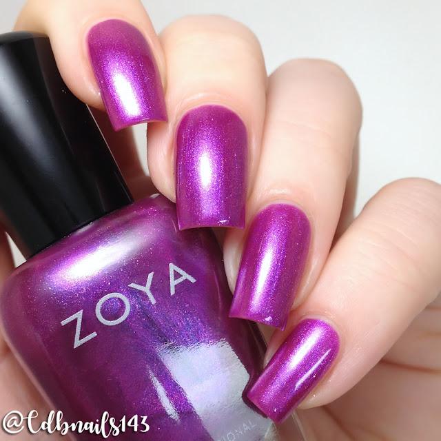 Zoya Nail Polish-Millie