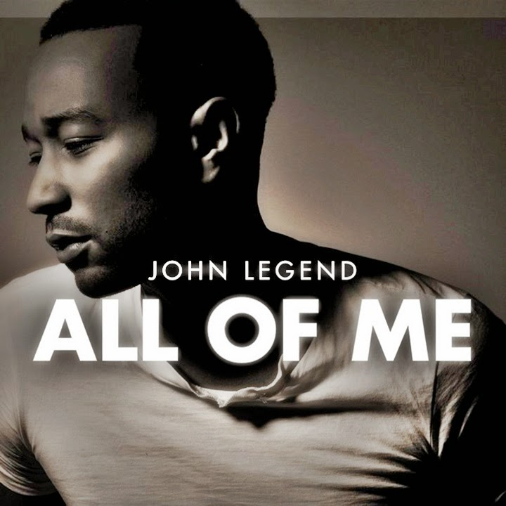 Chord All of me | John Legend | Hellowchord |All Of Me Album Cover John Legend