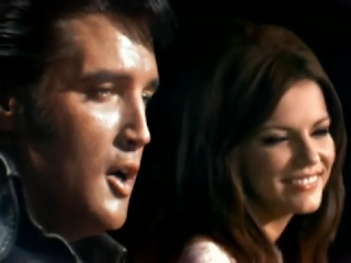 Elvis Presley e hija