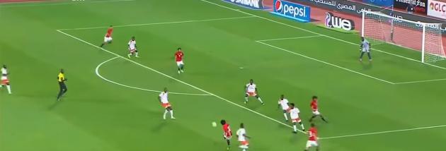 أجيرى يبدأ مشواره مع منتخب مصر بالفوز على النيجر بسداسية