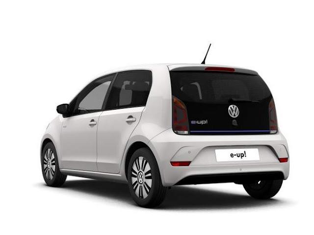 Volkswagen e-Up! 2017