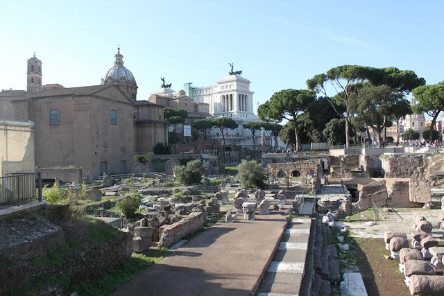 Rooman suosituimmat nähtävyydet 36