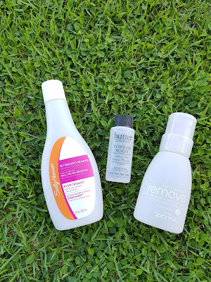 Nail polish remover empties - www.modenmakeup.com