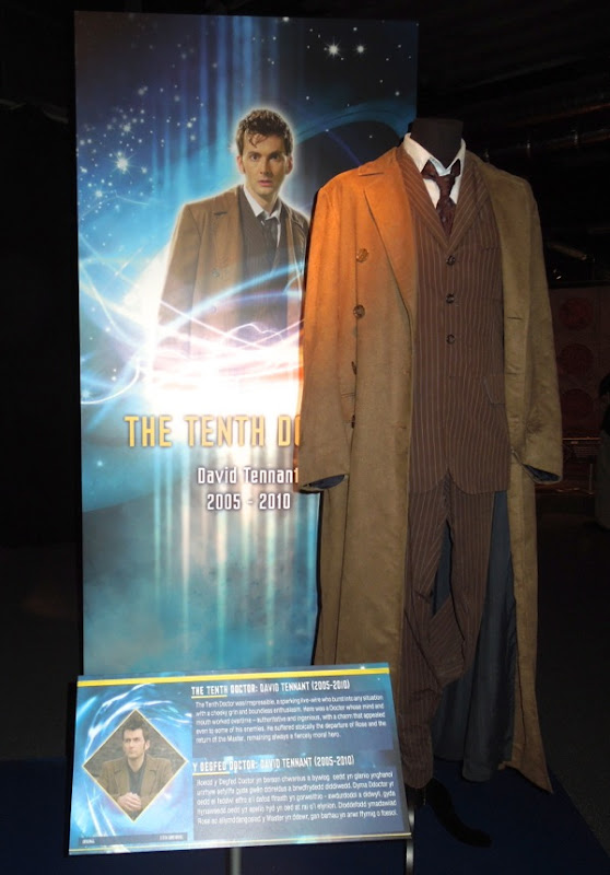 David Tennant 10th Doctor Who costume