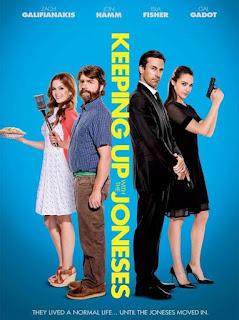 Keeping Up with the Joneses (2016) สายป่วนกวนสายลับ